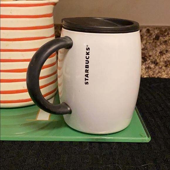 Reusable Starbucks mug ☕️